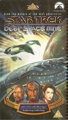 """Star Trek: Deep Space Nine"" - British VHS movie cover (xs thumbnail)"