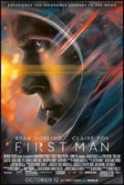 First Man - Movie Poster (xs thumbnail)