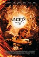 Immortals - Danish Movie Poster (xs thumbnail)
