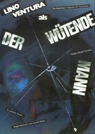L'homme en colère - German Movie Poster (xs thumbnail)