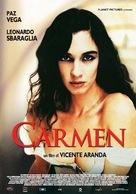 Carmen - Italian Movie Poster (xs thumbnail)