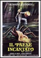Fando y Lis - Italian Movie Poster (xs thumbnail)