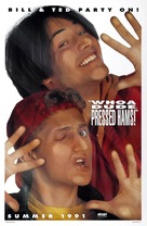 Bill & Ted's Bogus Journey - Movie Poster (xs thumbnail)