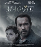 Maggie - Blu-Ray movie cover (xs thumbnail)