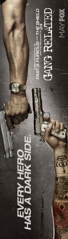 """""""Gang Related"""" - Movie Poster (xs thumbnail)"""