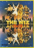 The Wiz - Japanese DVD movie cover (xs thumbnail)