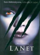 Cursed - Turkish Movie Poster (xs thumbnail)