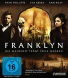 Franklyn - German Blu-Ray movie cover (xs thumbnail)