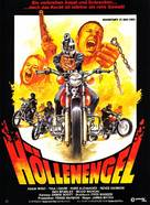 Hell Riders - German Movie Poster (xs thumbnail)