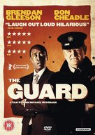 The Guard - British DVD cover (xs thumbnail)