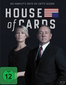 """""""House of Cards"""" - German Movie Cover (xs thumbnail)"""