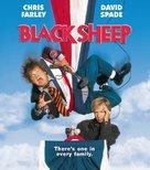 Black Sheep - Blu-Ray movie cover (xs thumbnail)