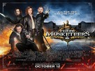 The Three Musketeers - British Movie Poster (xs thumbnail)