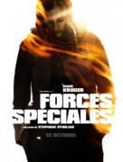 Forces spéciales - French Movie Poster (xs thumbnail)