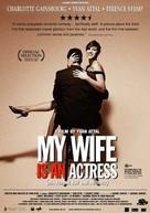 Ma femme est une actrice - Australian Movie Poster (xs thumbnail)