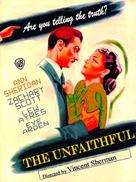 The Unfaithful - British Movie Poster (xs thumbnail)
