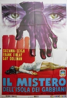 The Deadly Bees - Italian Movie Poster (xs thumbnail)