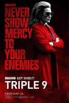 Triple 9 - Movie Poster (xs thumbnail)