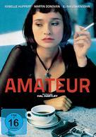 Amateur - German Movie Cover (xs thumbnail)