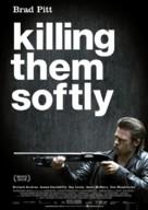 Killing Them Softly - German Movie Poster (xs thumbnail)