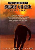 The Legend of Boggy Creek - DVD cover (xs thumbnail)