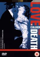 Liebe ist kälter als der Tod - British DVD cover (xs thumbnail)