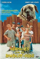 The Sandlot - German Movie Cover (xs thumbnail)