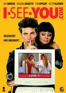 I-See-You.Com - German Movie Poster (xs thumbnail)