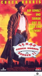 """Walker, Texas Ranger"" - German VHS cover (xs thumbnail)"