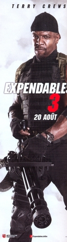 The Expendables 3 - French Movie Poster (xs thumbnail)