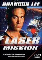 Laser Mission - DVD movie cover (xs thumbnail)