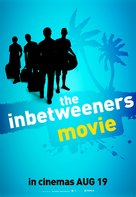 The Inbetweeners Movie - British Movie Poster (xs thumbnail)