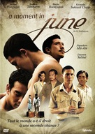 A Moment in June - French Movie Poster (xs thumbnail)