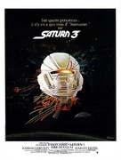 Saturn 3 - French Movie Poster (xs thumbnail)