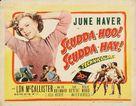 Scudda Hoo! Scudda Hay! - Movie Poster (xs thumbnail)