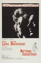Matrimonio all'italiana - Movie Poster (xs thumbnail)