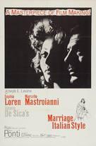 Matrimonio all'italiana - Movie Poster (xs thumbnail)
