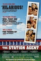 The Station Agent - Movie Poster (xs thumbnail)