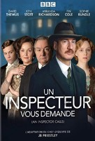 An Inspector Calls - French DVD cover (xs thumbnail)