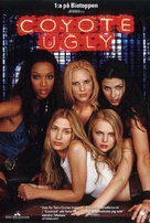 Coyote Ugly - Swedish DVD movie cover (xs thumbnail)
