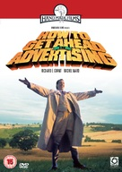 How to Get Ahead in Advertising - British DVD cover (xs thumbnail)