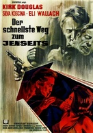 A Lovely Way to Die - German Movie Poster (xs thumbnail)