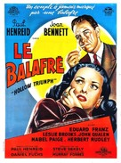 Hollow Triumph - French Movie Poster (xs thumbnail)