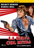 Belva col mitra, La - Italian Movie Cover (xs thumbnail)