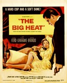 The Big Heat - Movie Poster (xs thumbnail)