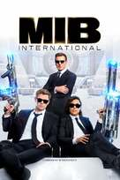 Men in Black: International - French Movie Cover (xs thumbnail)