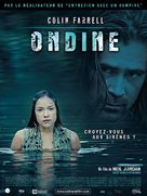 Ondine - French Movie Poster (xs thumbnail)