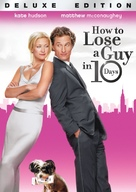 How to Lose a Guy in 10 Days - DVD movie cover (xs thumbnail)