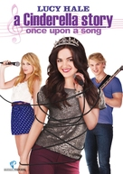 A Cinderella Story: Once Upon a Song - DVD movie cover (xs thumbnail)