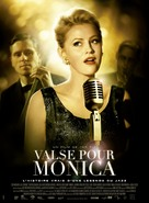 Monica Z - French Movie Poster (xs thumbnail)